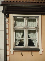Old window (Riga, Latvia)