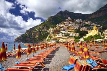 Positano, Wybrzeże  Amalfi, Włochy
