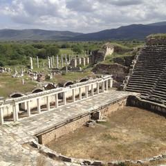 Amphitheatre in Aphrodisias