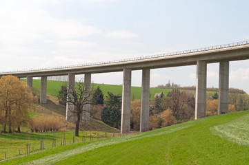 Talbrücke - Gera-Laasen