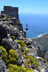 Tablemountain Cable Car