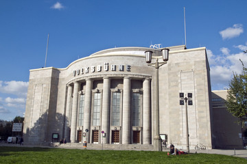 Theater Volksbühne - Berlin-Mitte