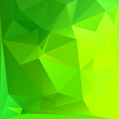 Abstract triangle geometric square colorful vector background