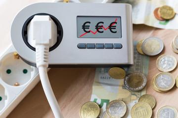 Energiepreissteigerung