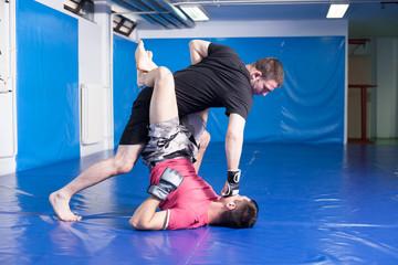 martial art training