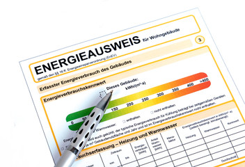Energieausweis
