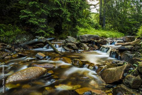 Mountain stream - 64514688