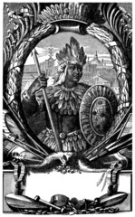 Moctezuma II : the last Aztec King - 16th century