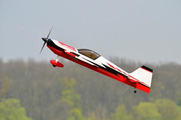 aerobatics toy plane