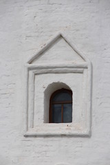 Tobolsk Kremlin , arched window