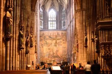 Cathedral Notre Dame de Strasbourg