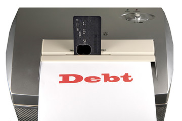 Eliminating Credit Card Debt