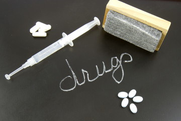 Erasing Drugs