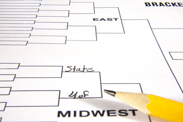 Filling in the Bracket