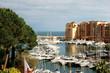 Monaco Côte d'Azur Riviera Yachthafen