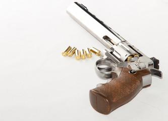 Messer Pistolen Waffen Kriminalität