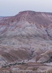 Ein Avdat mountains