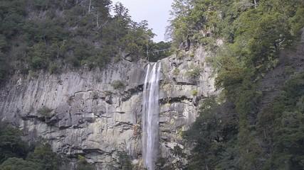 Nachi Falls,Winter landscape,Mie,Japan