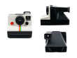 Instant camera 3 view