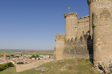 Castle of Belmonte