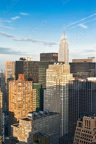 Manhattan top view - 64530065