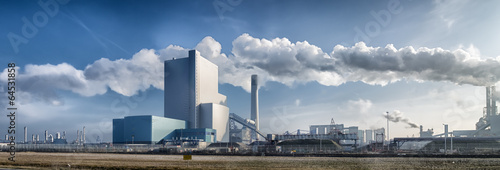 power plant - 64531858