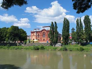 Former Uzhgorod Synagogue, Transcarpathia, Ukraine