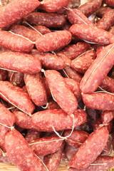 salsiccia fresca di maiale da cuocere