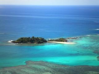 Paradise Deserted Island Fiji