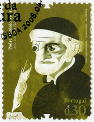 PORTUGAL - 2008: shows Father Antonio Vieira (1608- 1697)
