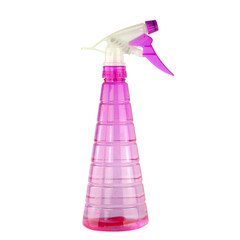 Pink purple plastic water sprayer, foggy, aerosol, hygiene