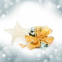 frohe weihnachten - glückwunschkarte