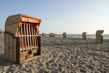 Strand am Ostseeheilbad Dahme, Deutschland