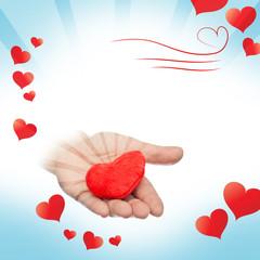 Von Herzen - für dich
