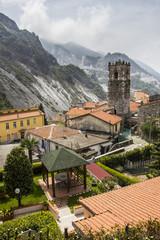 Colonnata - Carrara, Toscana, Italia