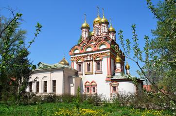 Храм Святителя Николая Чудотворца на Берсеневке, Москва, Россия