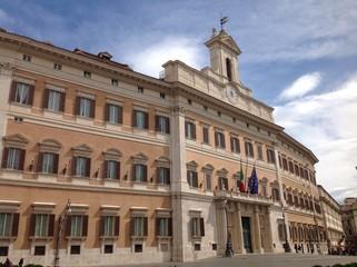 Roma Palazzo Montecitorio