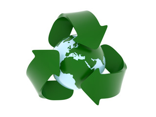 Recycled Earth