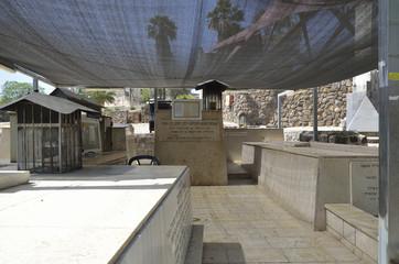 Rambam-tomb