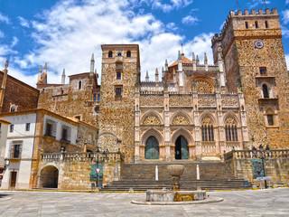 Monasterio de la Virgen de Guadalupe, Extremadura, Cáceres