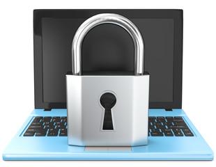 Computer Sicherheitsschloss