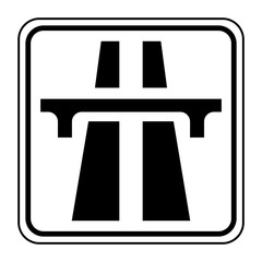 Logo autoroute.