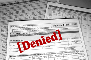 Health Insurance Denied