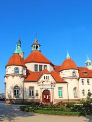 Balneology Building in Sopot, Poland