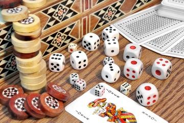 Table Games Close-up, XXXL