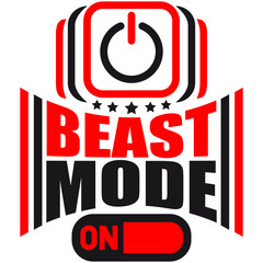 On An Beast Power Mode