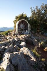 góry Marbella wspinaczka szczyt widok