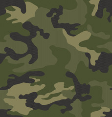Micro pattern camouflage seamless