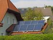 Sonnenenergie-Tankstelle - 64555036