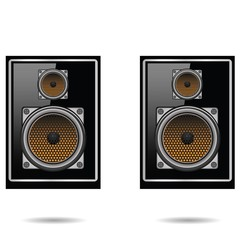 musical speakers